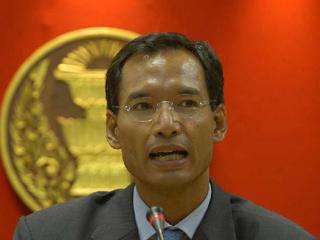 Thailand's finance minister