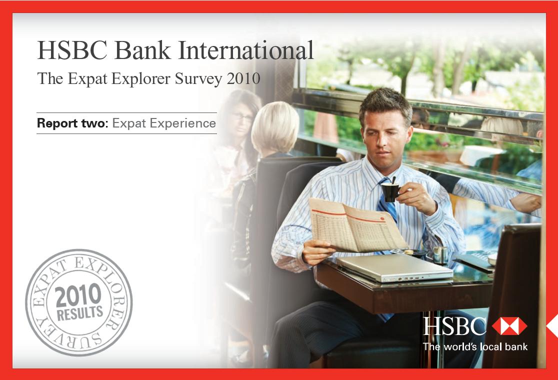 HSBC expat survey 2010