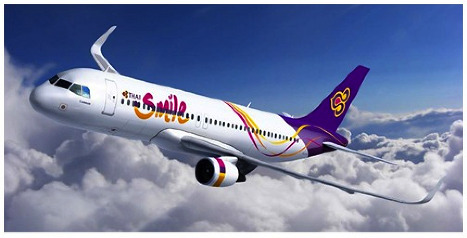 THAI Smile Air will receive four 174-seat Airbus A320 aircraf