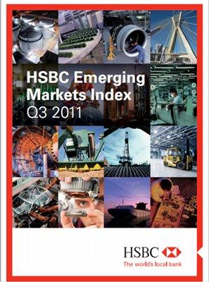 HSBC Emerging Markets Index Q3 2011