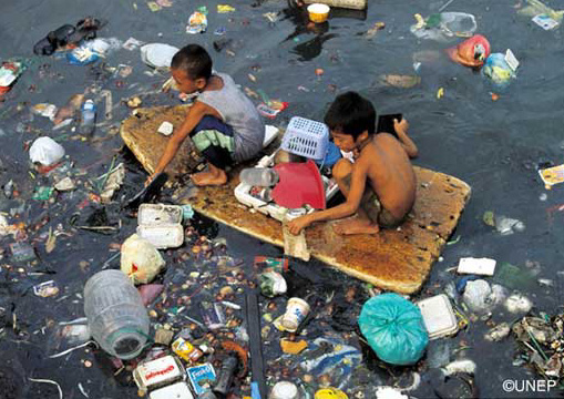 Asia-Pacific Region needs dramatic improvements in Resource Efficiency