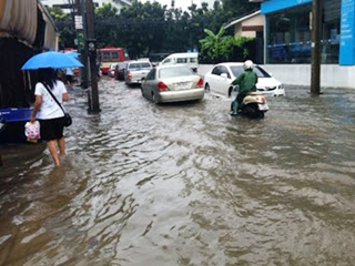 floods Thailand 2011