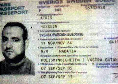 hailand terror suspect married to Swede, believed to have used passport to aid Hezbollah