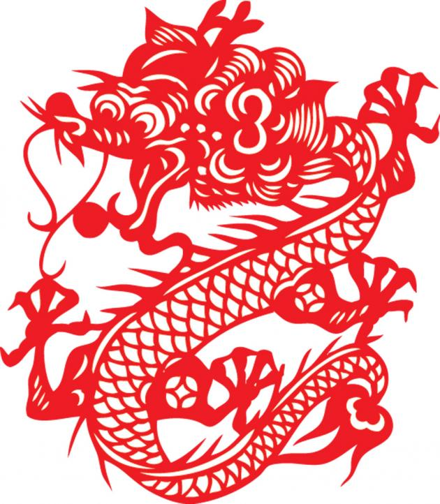 In 2012, the Year of the Dragon, Chinese New Year falls on 23 January