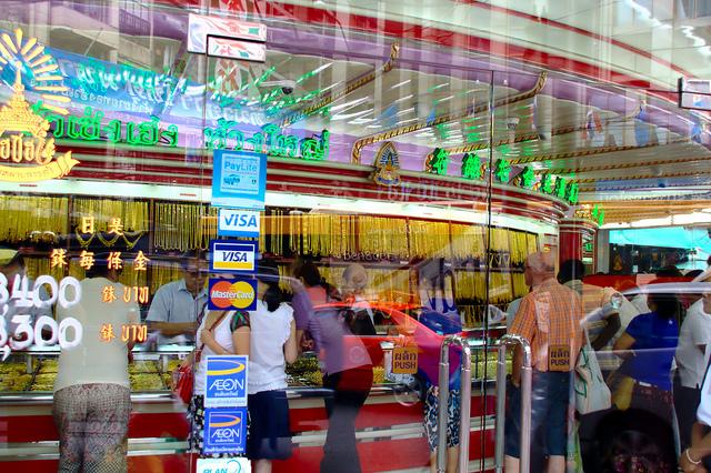 goldshop chinatown yaowarat Bangkok