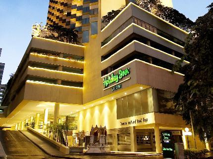 Holiday Inn Silom Plaza Bangkok Thailand Business News