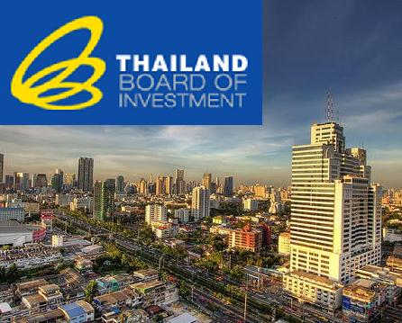Thailands Board of Investment BOI