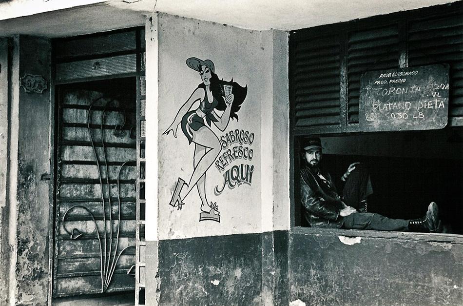 Poors in poor countries Cuba