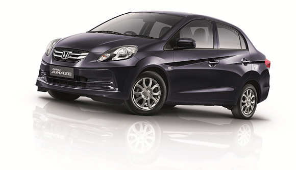 Honda S Eco Car Developed In Thailand Makes Its Debut In Asia
