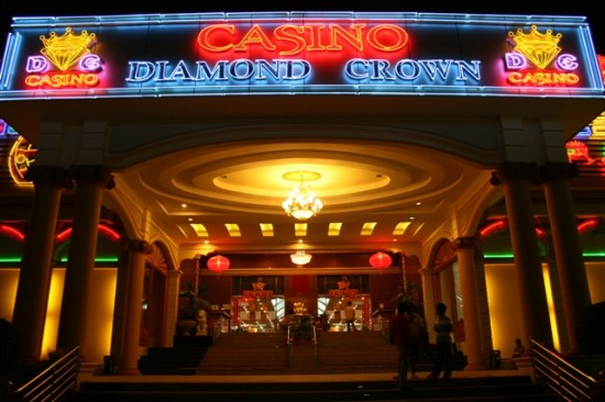Is gambling legal in thailand