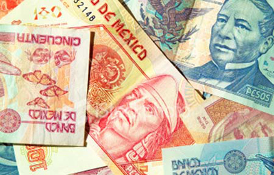 Mexican Peso Leads Latam Currencies