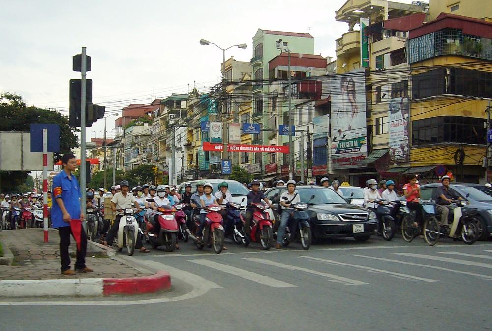 Traffic Safety in Vietnam