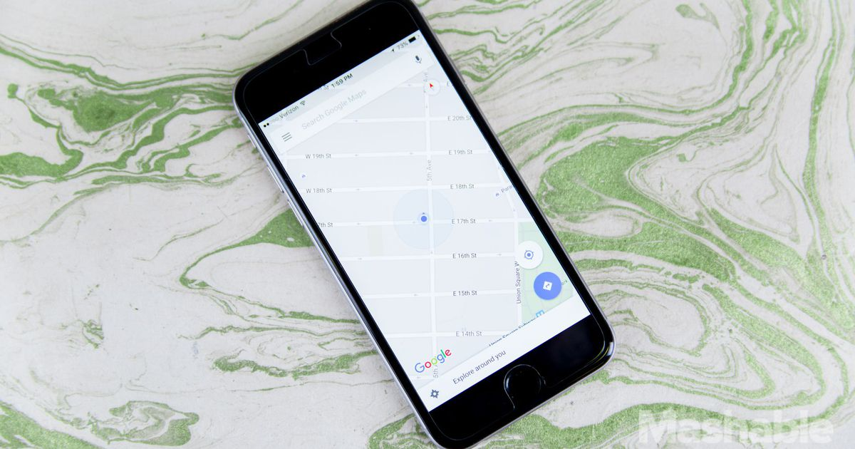 Google Maps adds location sharing so you can keep track of ... on