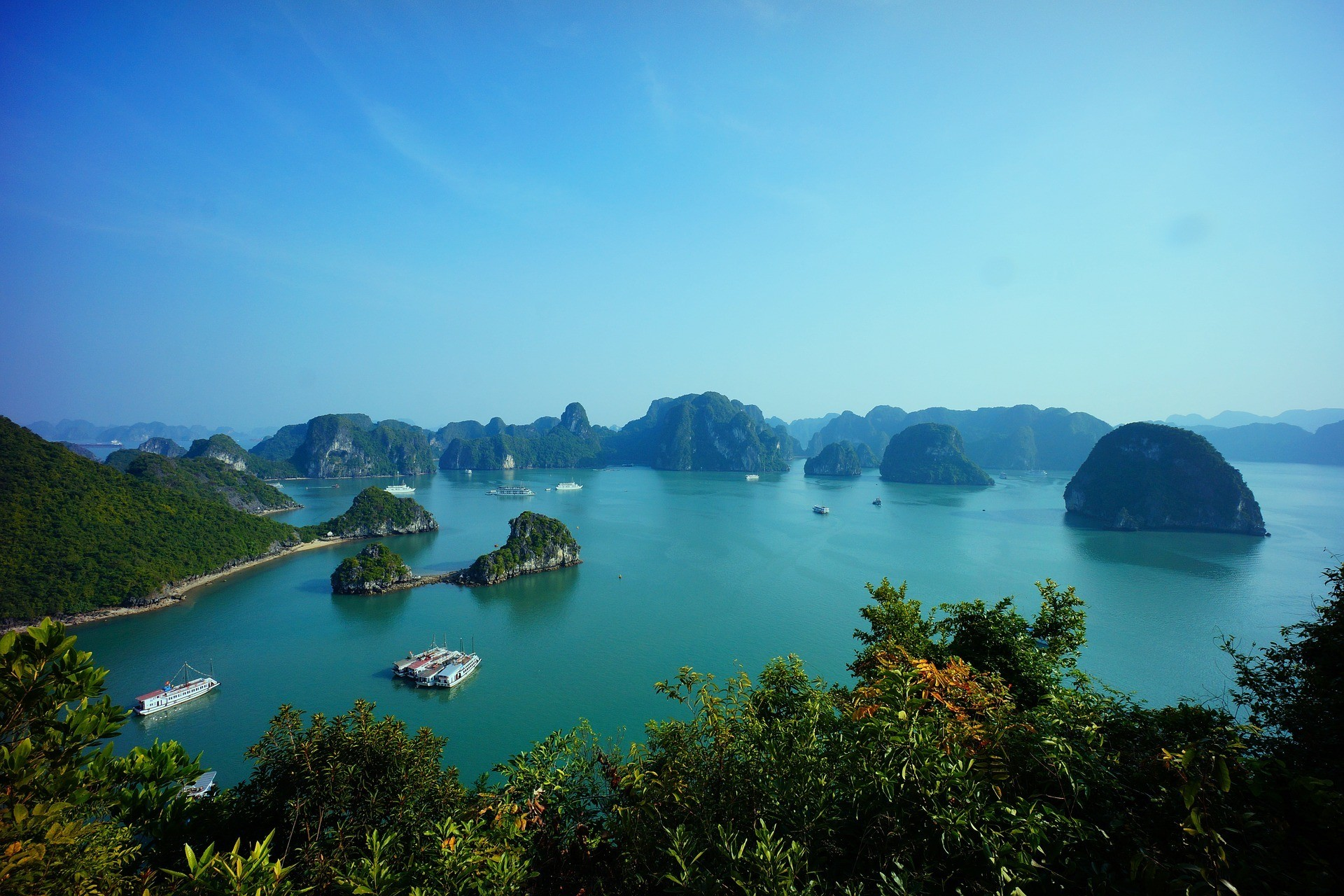 Vietnam could better seize the momentum by focusing more on its environmental sustainability policies.