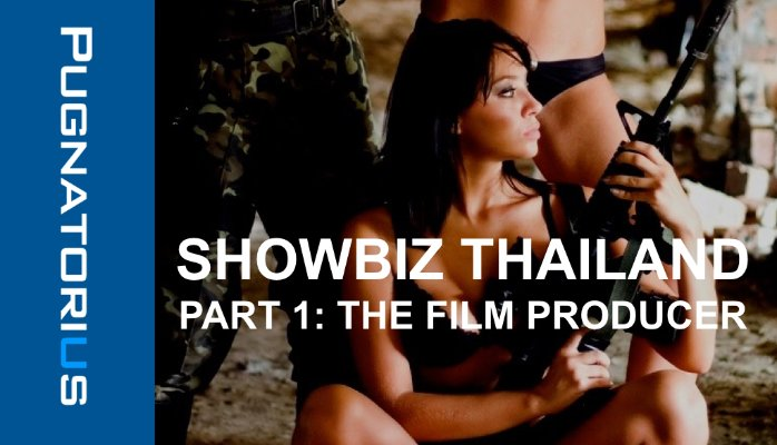 Showbiz Thailand – The film producer