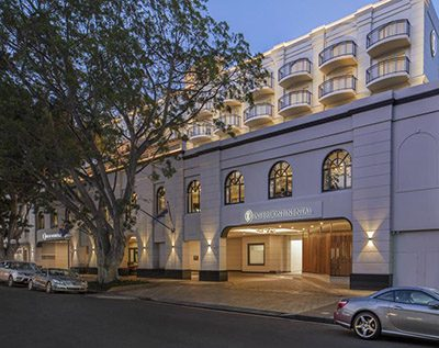 Shanghai Private Equity Group Said Buying Sydney Hotel for A$140M