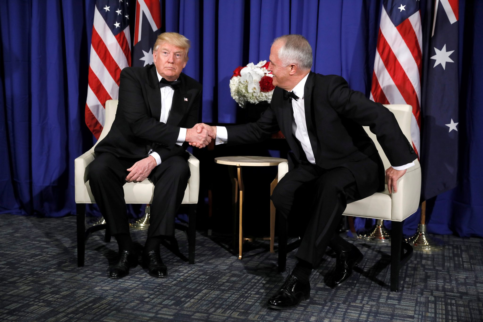 The choice between sentiment and reality in US–Australia ties