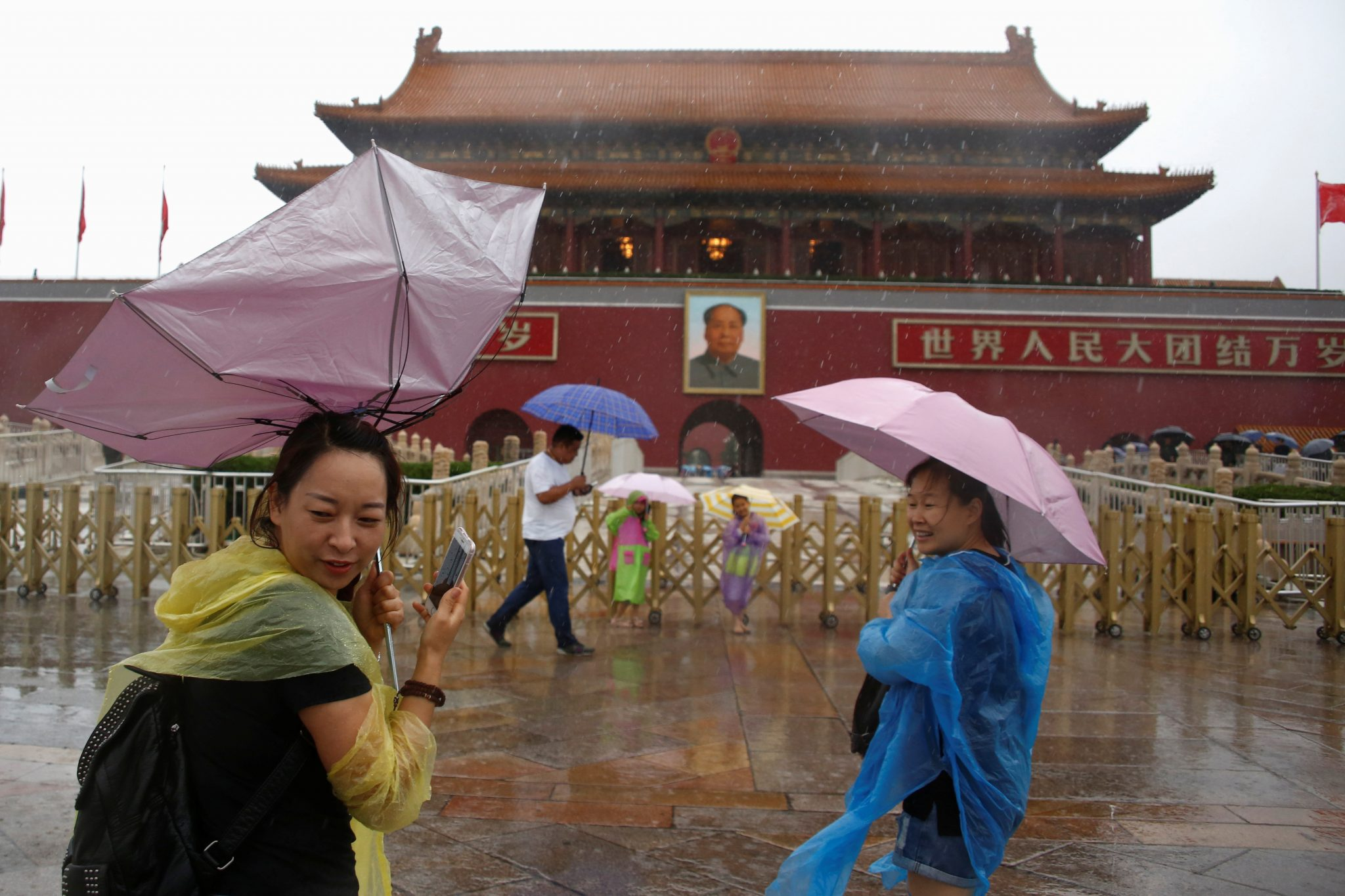 China's inside-out climate leadership