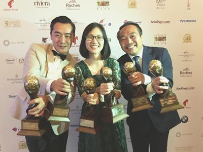 ASIA DMC bags six awards : TTR Weekly