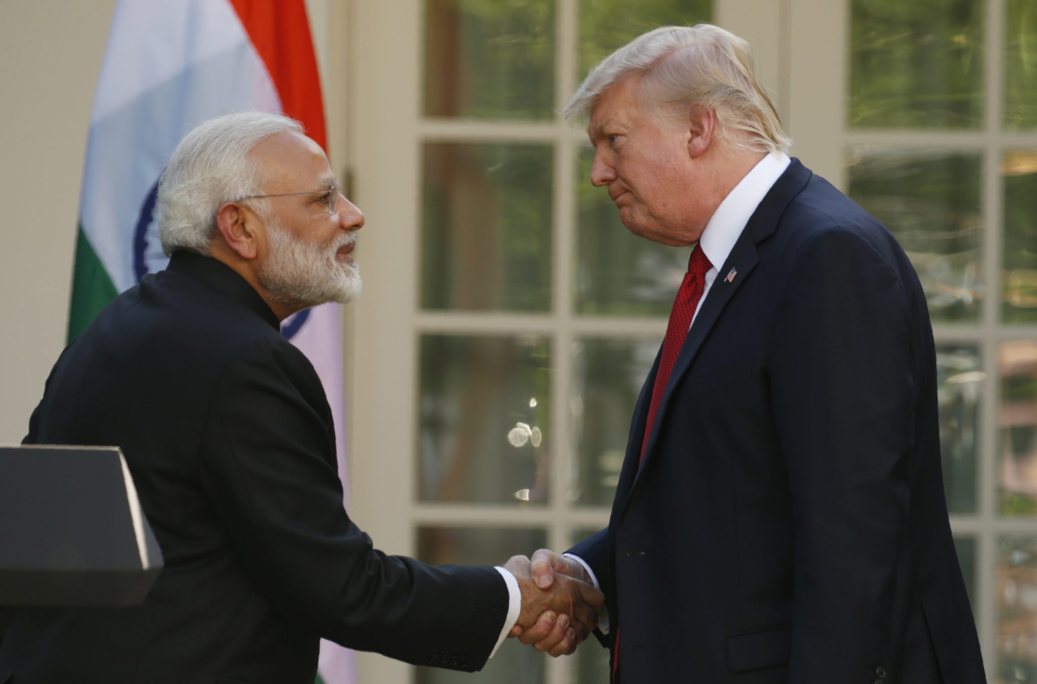 US–India relations in the 'America First' era