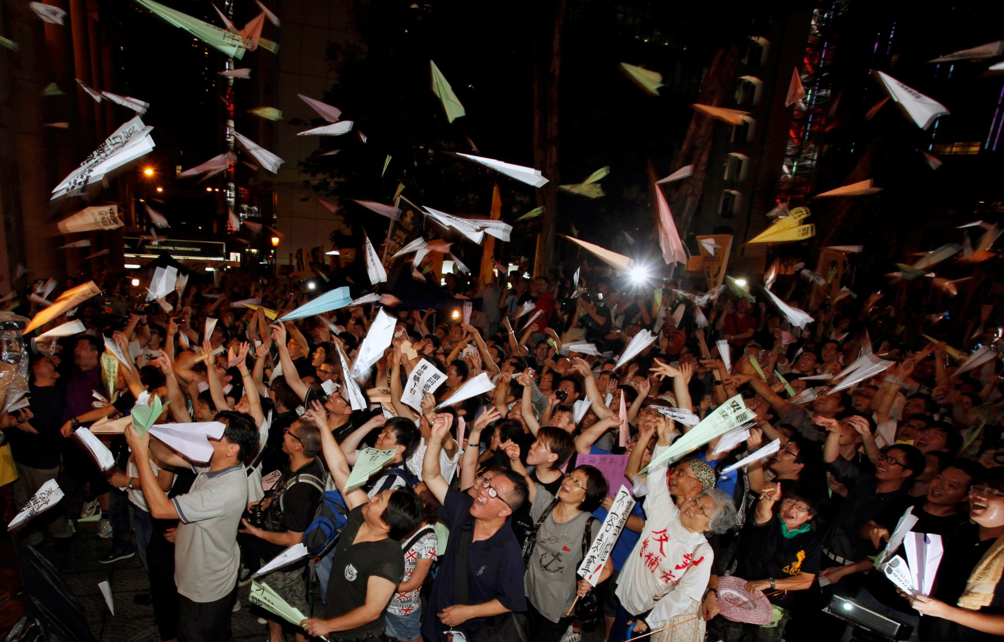 Political polarisation over Hong Kong's not-so-Basic Law