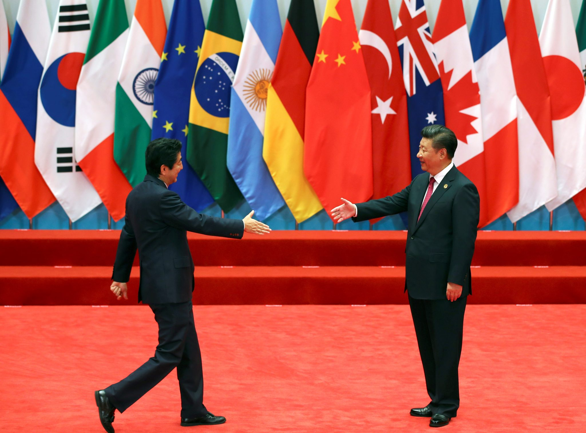 Japan opens the way to cooperation on China's Belt and Road Initiative