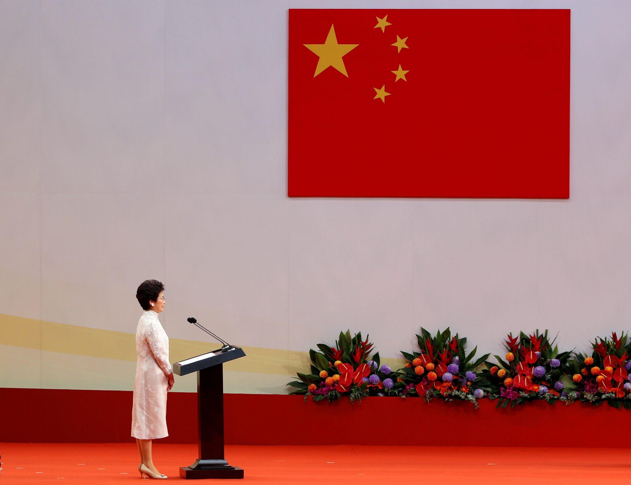 Carrie Lam: a tilt bridge between Hong Kongers and Beijing?