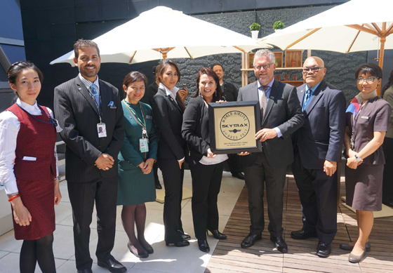 STAR wins Skytrax award : TTR Weekly