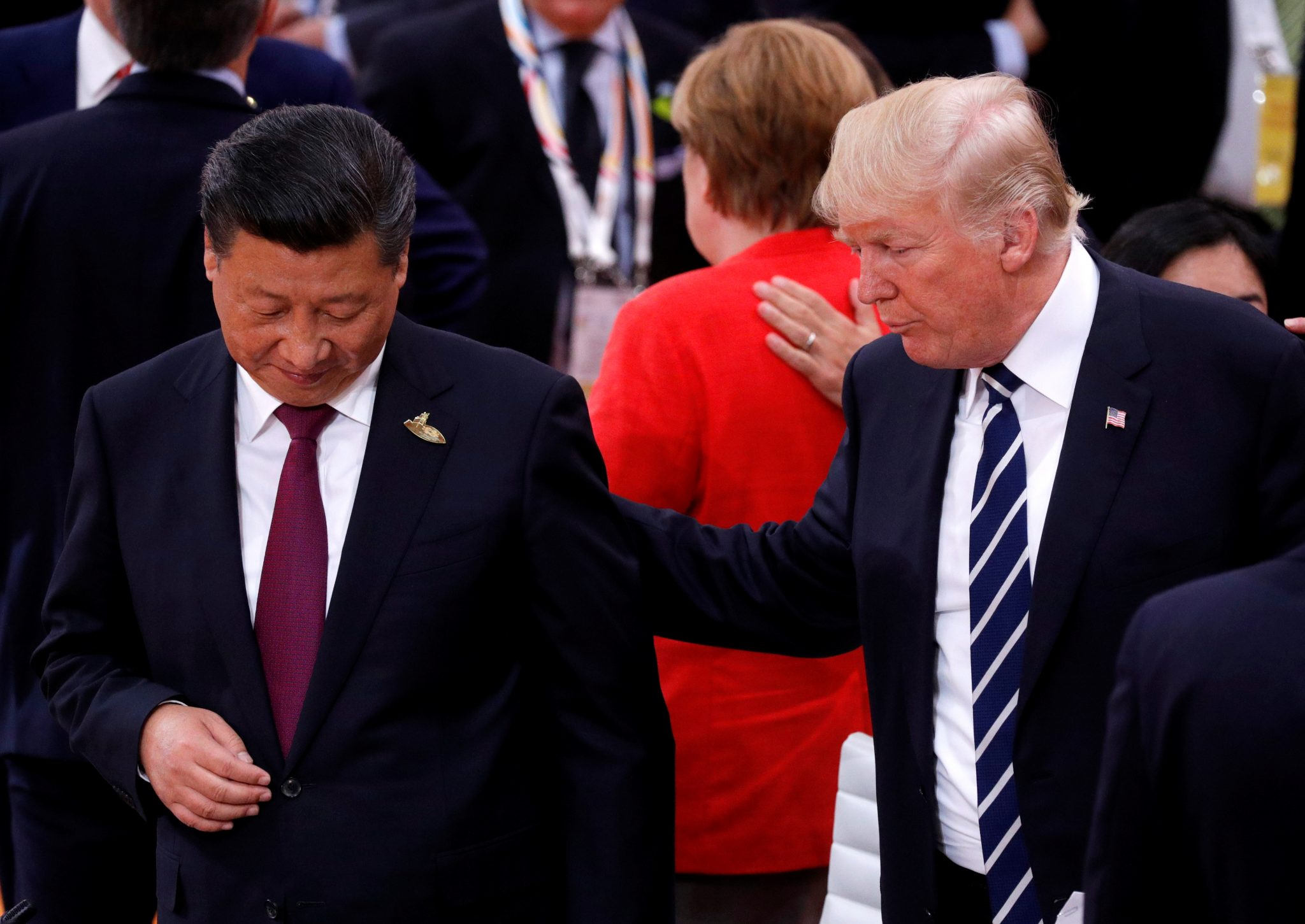 Can China and Mr Trump find a way through?
