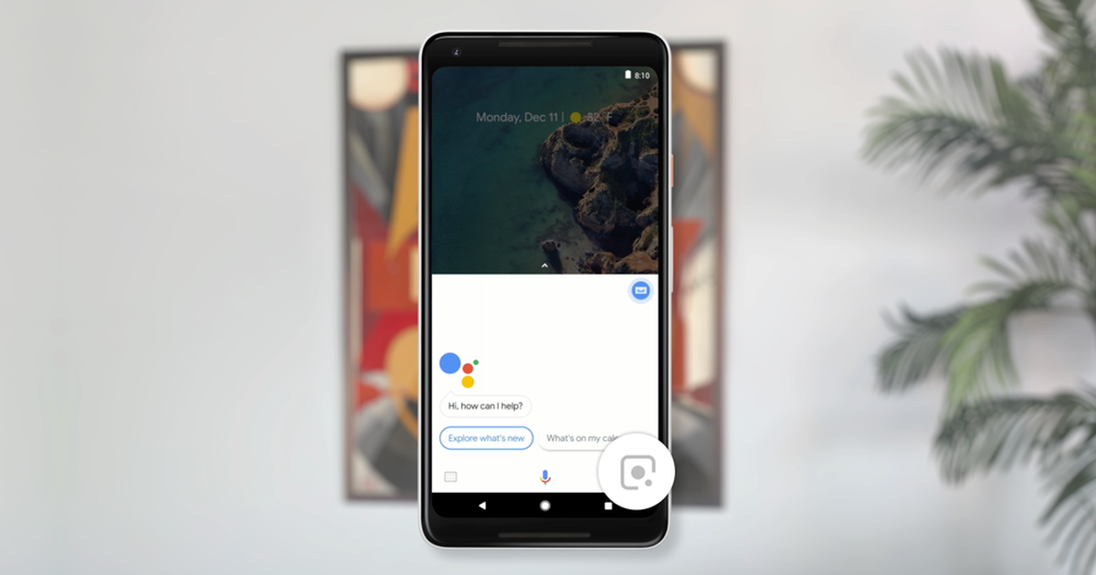 How Pixel owners can get started with Google Lens in Assistant