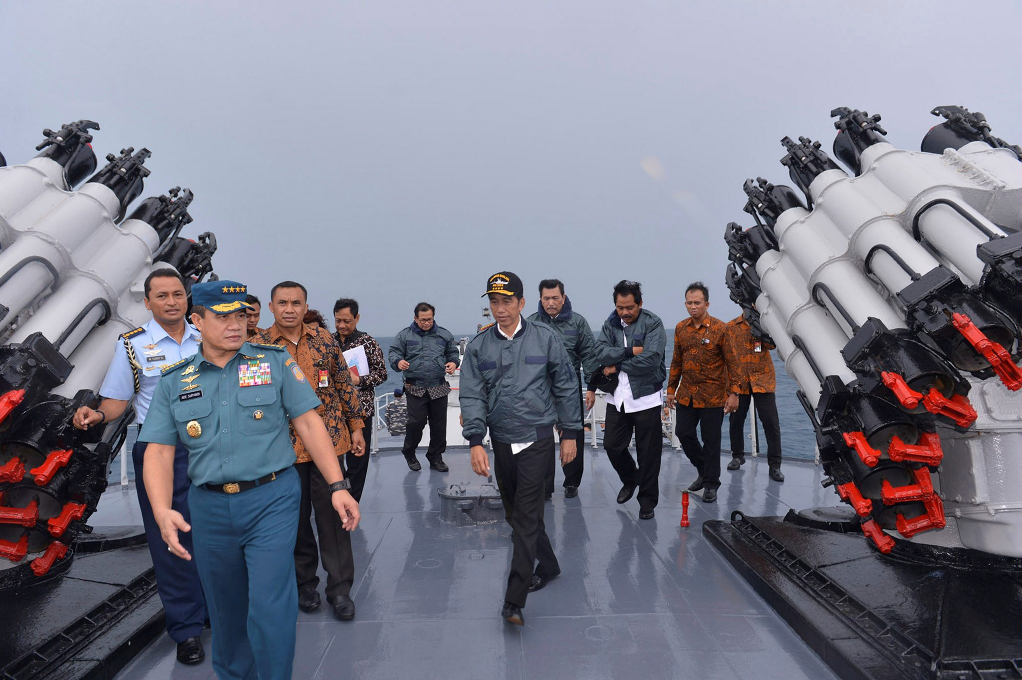 Is Southeast Asia really in an arms race?
