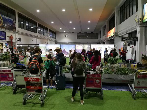 AirAsia's Chiang Rai hub takes off