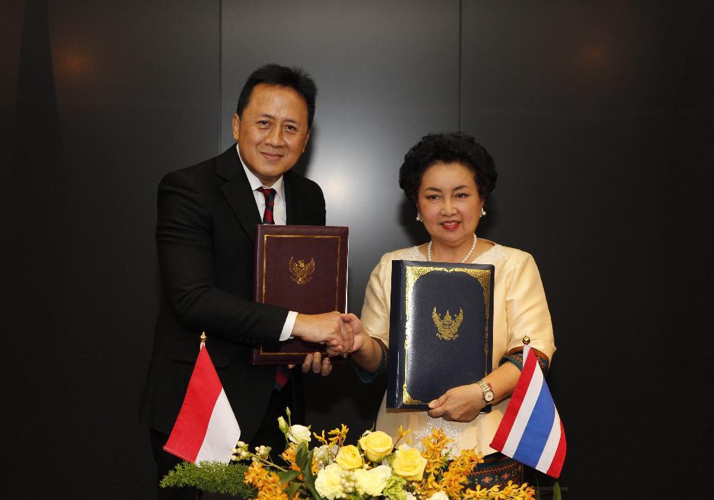 ThailandcooperateswithIndonesiatopushforcreativeindustries