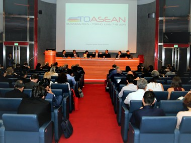 Italian firms seek cooperation opportunities in ASEAN countries