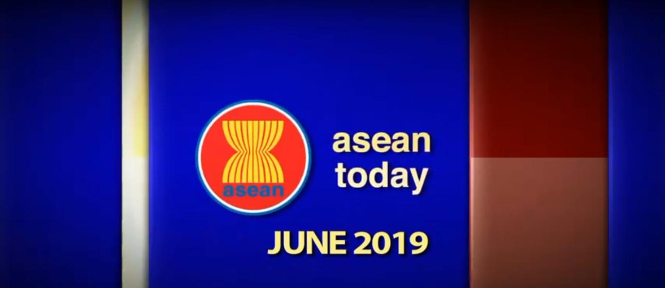 "34th ASEAN Summit in Bangkok highlights June 2019 ""ASEAN Today"""