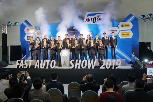 Fast AUTO Show opens in Bangkok