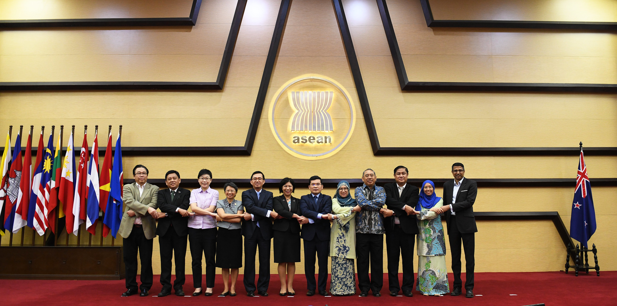 ASEAN, New Zealand explore ways to advance strategic partnership