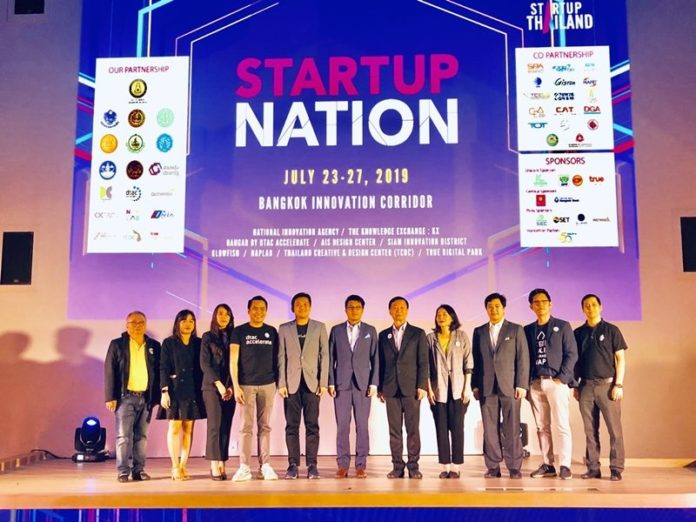 Startup Thailand 2019, late this month