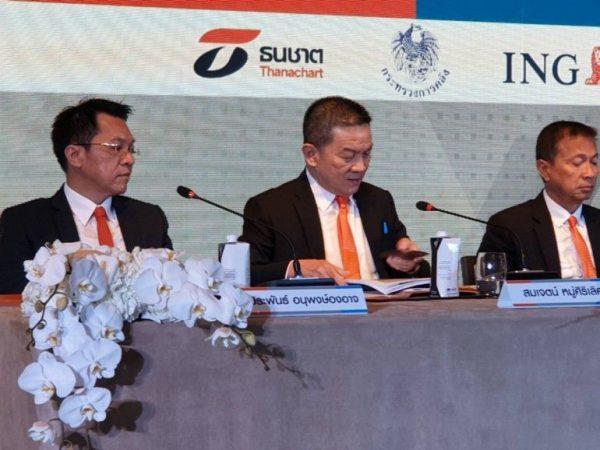 TMB and Thanachart Bank announce merger plan