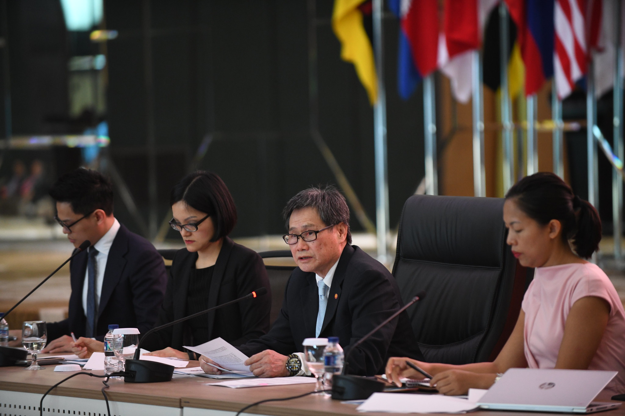 Diplomats Briefed on Outcomes of the 51st AEM