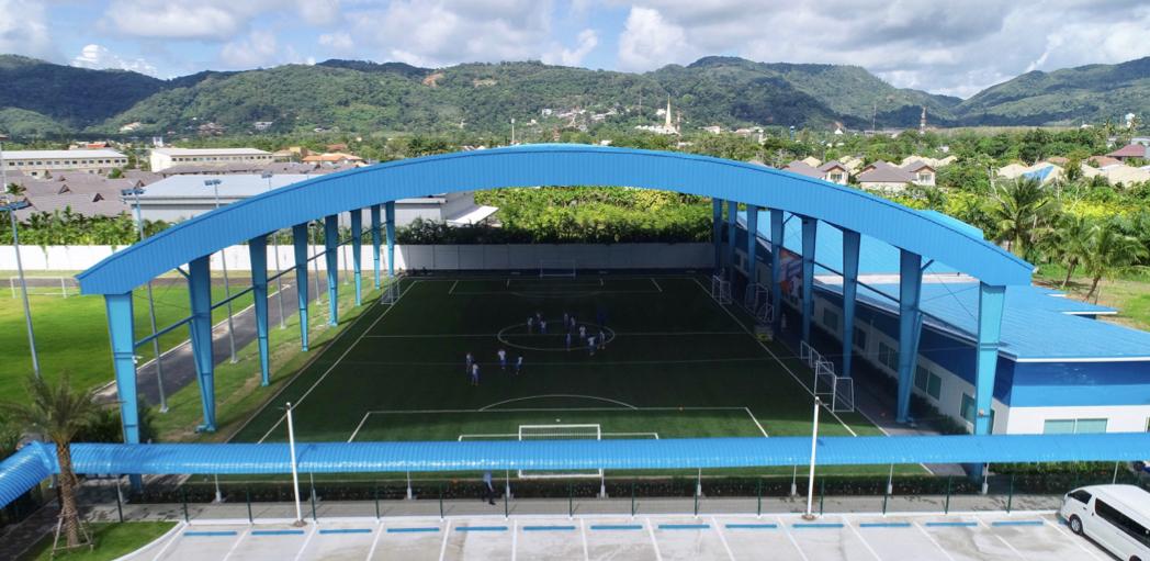 BCIS Phuket Football Academy