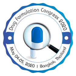 Drug Formulation Congress 2020logo