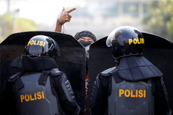 In Indonesia, democracy means loving thine enemy