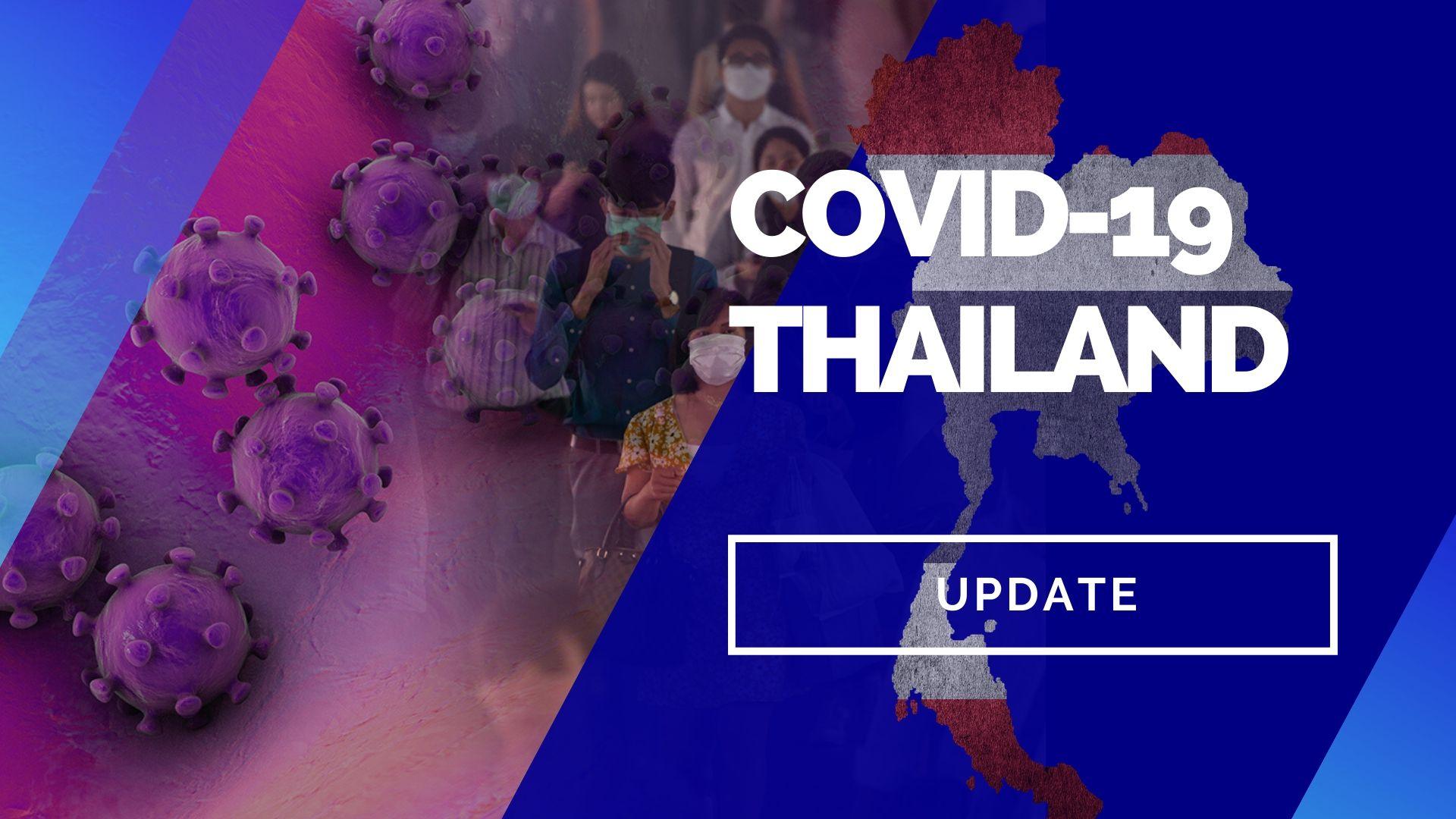 Coronavirus disease 2019 (COVID-19) WHO Thailand Situation Report - 15 February 2021 [EN/TH]