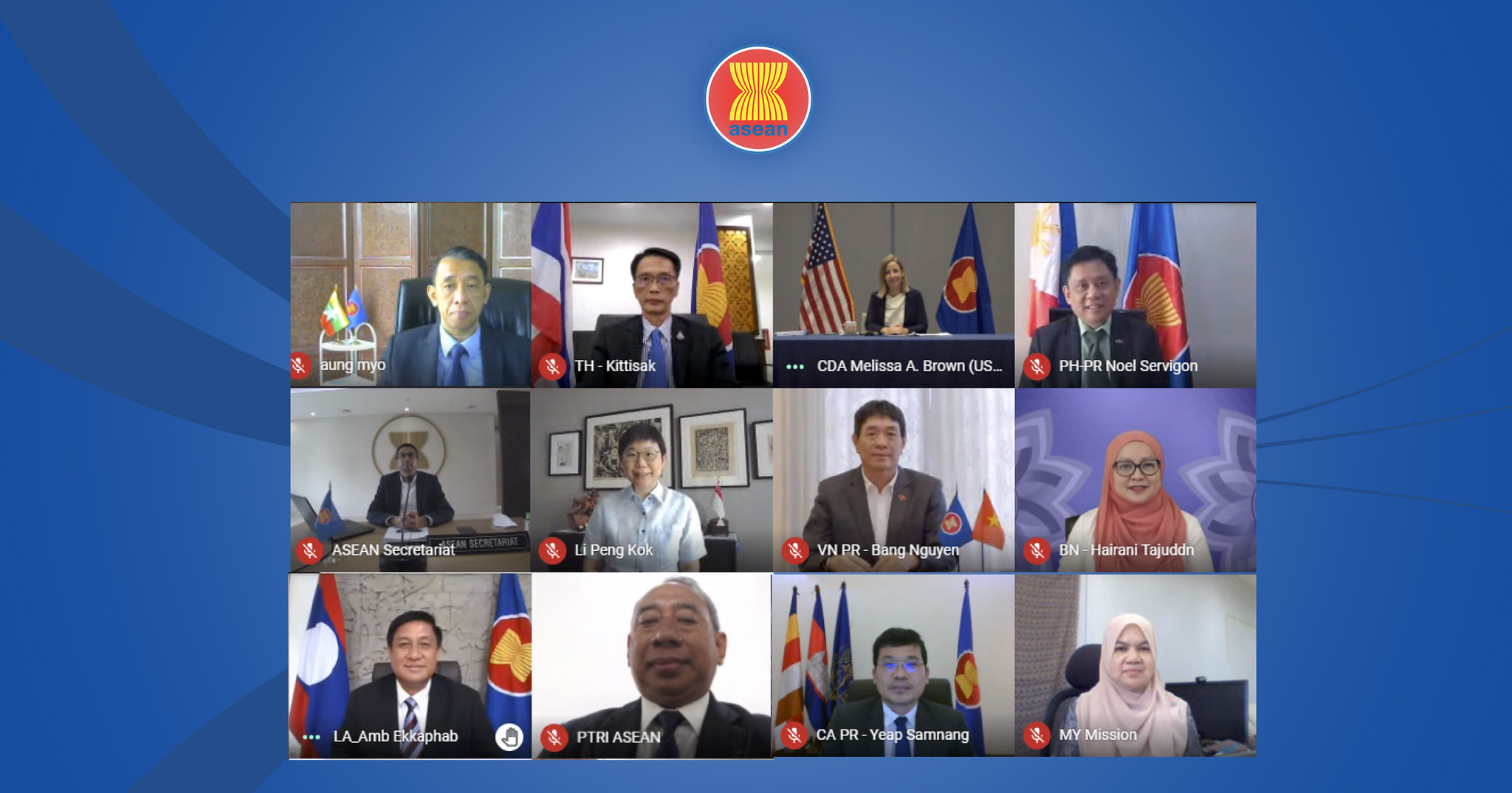 ASEAN, United States to advance Strategic Partnership